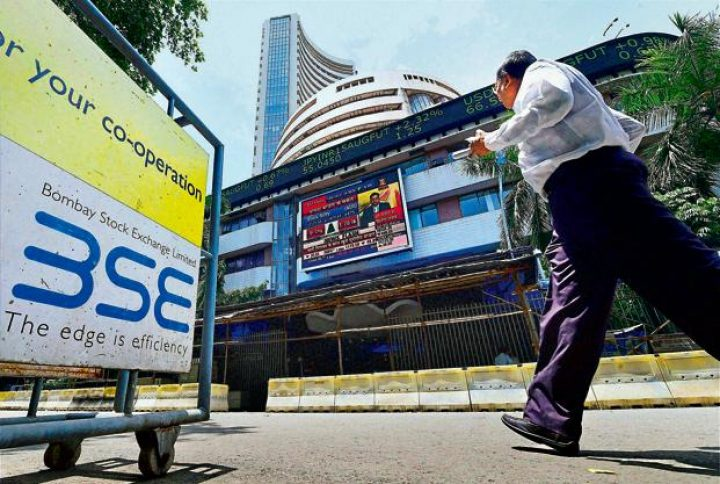 Day after 'populist' budget, Sensex crashes 840 points