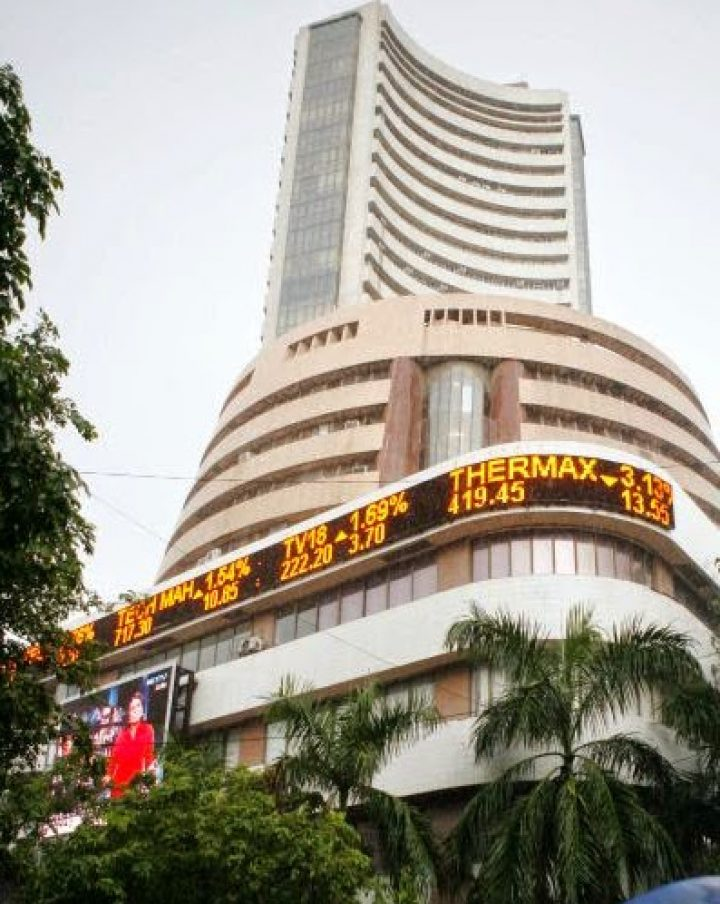 Sensex, Nifty trade marginally higher; broader markets outperform