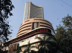Opening bell: Sensex rebounds 100 pts, Nifty reclaims 10,150; Bharti Infra up 2%