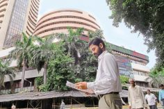 Sensex, Nifty trade volatile; Metal, Pharma index gain