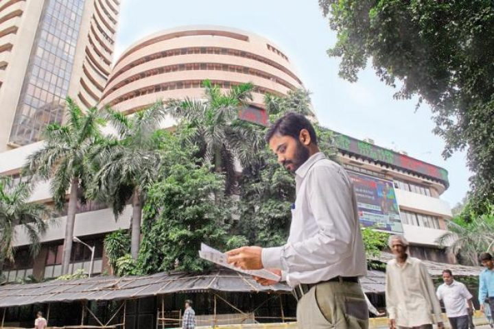 Sensex jumps 300 points, Nifty above 10,160, metal stocks surge