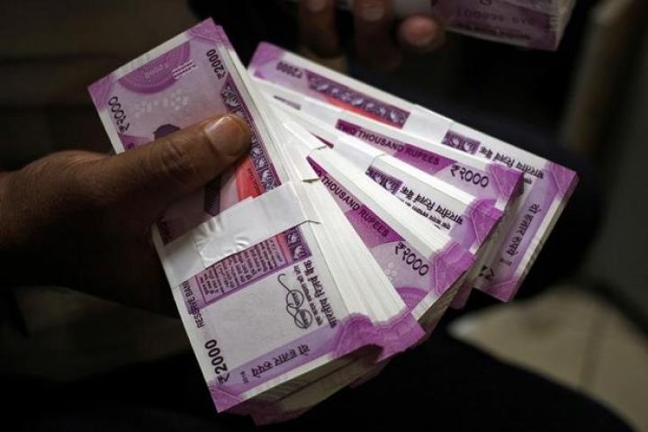 Rupee strengthens against US dollar ahead of RBI policy