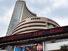 Nifty hits 7650,Reliance Industries in focus ahead of AGM.