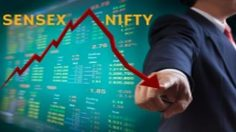 Nifty below 8100, Sensex weak; Bankex loses over 500 pts