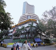 Market Live: Sensex off early high, Nifty looks poised to top the 10,000 mark