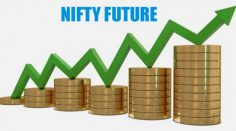 Nifty hovers around 8250; IT & pharma gain, metals down