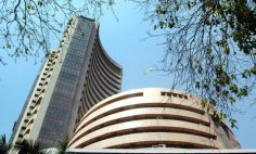 Sensex, Nifty firm; SBI subsidiaries rally on SBM Q2 nos
