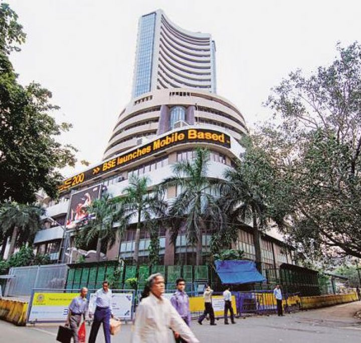 Market Live: Sensex falls over 160 points, Nifty slips to 10,300 levels