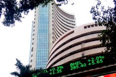 Sensex flat; Coal India top gainer, Tata Power loses 1%