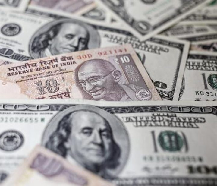Rupee closes higher against US dollar, bond yield at 15-month high