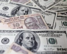 Rupee opens lower against US dollar