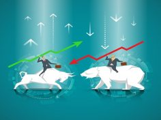 Sensex stays under stress; midcap and smallcap indices outperform