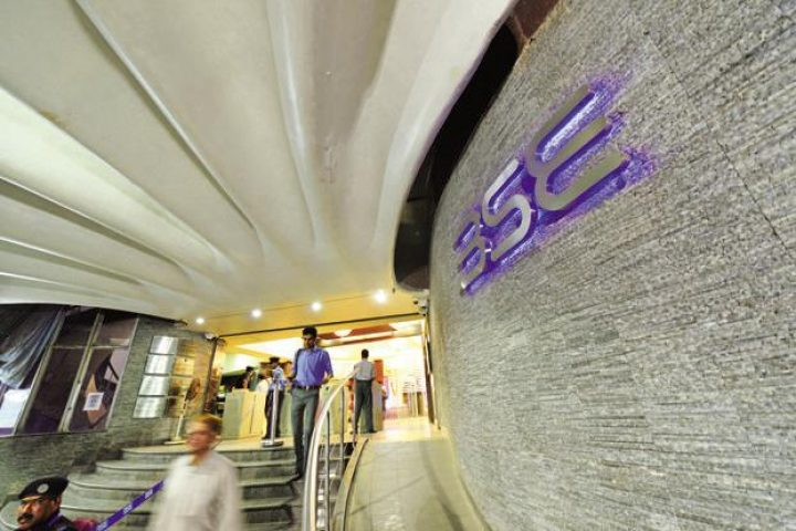 Market Live: Sensex, Nifty extend losses, JP Group stocks fall up to 7%