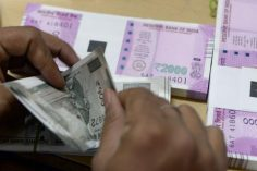 Rupee weakens against US dollar for second session in a row