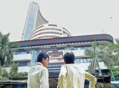 Sensex tanks 164 points on Asian cues; RIL plunges 1.75%