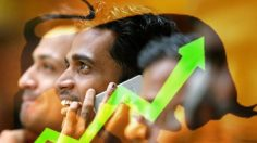 High Nifty hits 8000-Sensex zooms over 150 pts