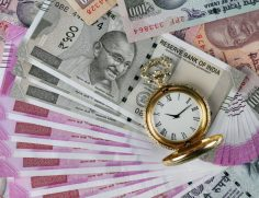 Rupee opens marginally lower against US dollar