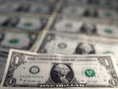 Rupee weakens against US dollar on Asian cues