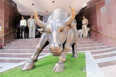 Closing bell: Sensex, Nifty close lower, Sun Pharma, ONGC top losers