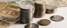 Rupee slips 10 paise in early trade
