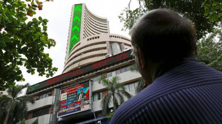 Closing bell: Sensex closes lower, Nifty ends flat, telecom stocks rise