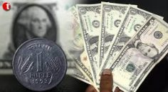 Rupee gains 5 paise in early trade