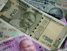 Rupee opens marginally lower against US dollar; bond yield rises