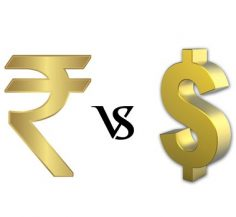 Rupee eases 3 paise in early trade