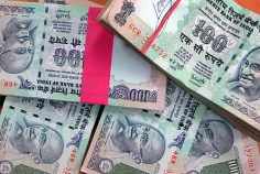 Rupee softens 15 paise against dollar in early trade