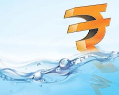 Rupee spurts 18 paise in early trade