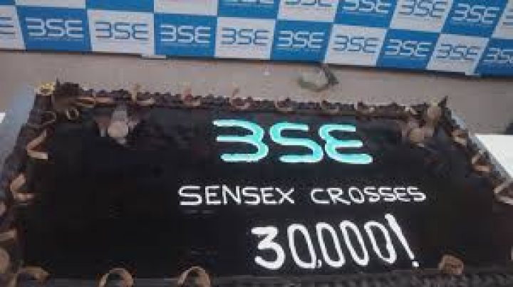 Sensex reclaims 30,000 in early trade; Rupee advances