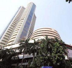 Sensex, Nifty, Midcap off record highs; Coal India extends gains