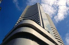 Sensex up by 37 points
