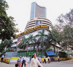 Market Live: Sensex, Nifty trade higher, oil, pharma stocks gain