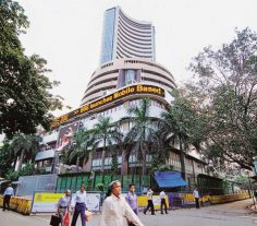 Market Live: Sensex, Nifty open at record highs, RIL stock gains 1%, TCS shares fall