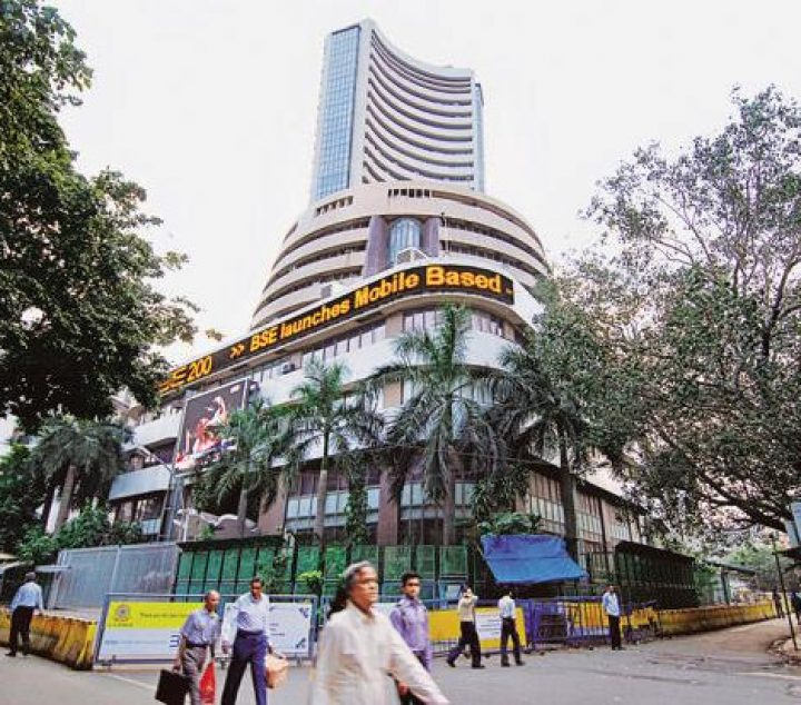 Opening bell: Street at day's low as Sensex falls around 70 pts, Nifty breaks   10,300