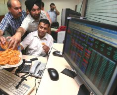 Market Live: Benchmark indices open at record highs; Nifty above 10,600