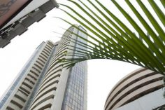 Sensex, Nifty edge higher; energy stocks rise