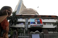 Closing bell: Sensex erases gains, closes flat; Nifty ends 20 points down
